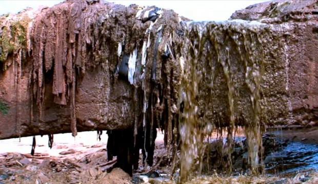 Sewage, the Shame of Lavender Hill